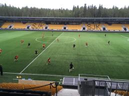SJK Akatemia training