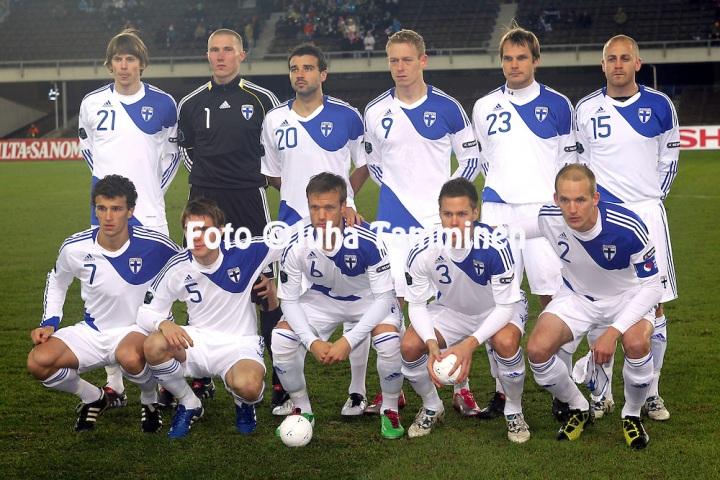 Suomi - San Marino